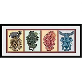 Harry Potter Picture House Animals 30 x 12