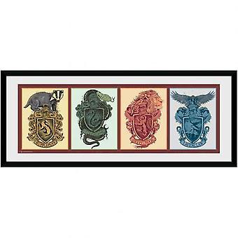 هاري بوتر صورة البيت الحيوانات 30 × 12