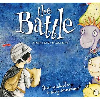The Battle - Starting school can be scary sometimes! by Ashling Kwok -