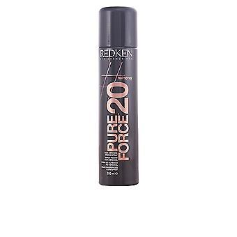 Redken Hairsprays Pure Force 20 250 Ml Unisex