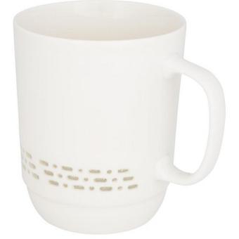 Avenue Glimpse See-through Ceramic Mug
