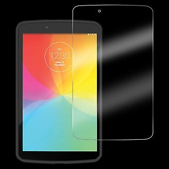 """Tempered Glass Screen Protector Film for LG G Pad F 8.0"""" V495"""