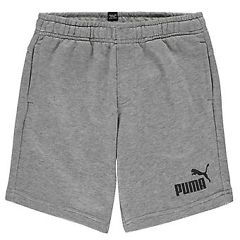 Puma Kids No1 Fleece Short Pants Shorts Sports Bottoms