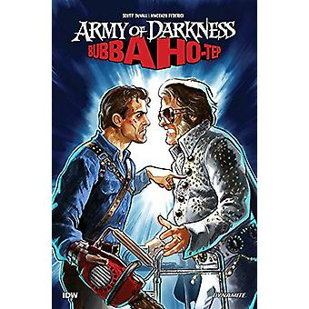 Army of Darkness/Bubba Ho-Tep TP by Scott Duvall - 9781524112554 Book