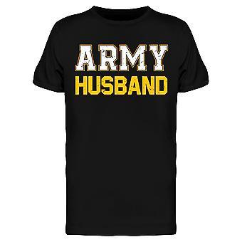 Army Husband Men's T-shirt
