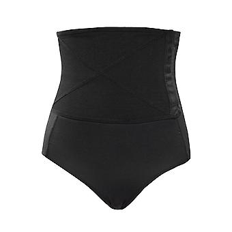 High waisted control belly shaping panties