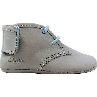 Clarks Baby Warm Blue 26104020 Criança