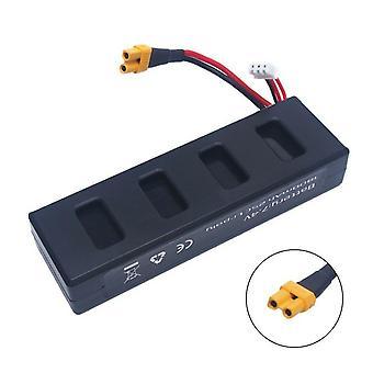 YUNIQUE ITALIA® 1 Pezzo Batteria Li-Po Adatte per Droni MJX B3 Bugs da 7.4V 1800mAh 25C