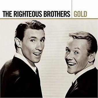 Righteous Brothers - Gold [CD] USA import