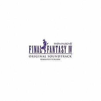 Final Fantasy 4/O.S.T. - Final Fantasy IV [CD] USA importazione