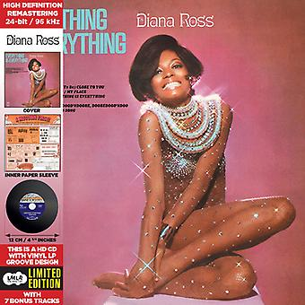 Diana Ross - Everything Is Everything - Cardboard Jacket 2018 [CD] USA import