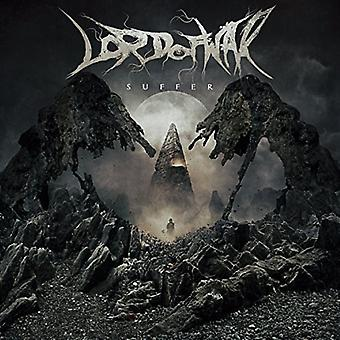 Lord of War - Suffer [CD] USA import