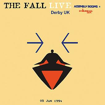 Fall - Live at the Assembly Rooms Derby 1994 [CD] USA import
