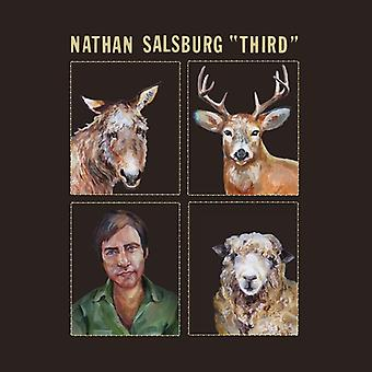Salsburg*Nathan - Third [CD] USA import