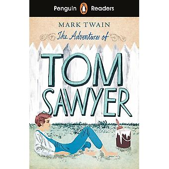 Penguin Readers Level 2 The Adventures by Mark Twain