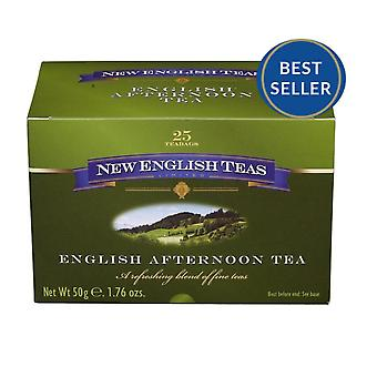 Classic english afternoon tea, 25 individually wrapped teabags