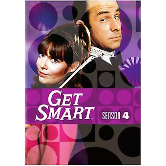 Get Smart - Get Smart: Season 4 [DVD] USA import