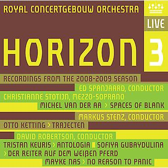 Royal Concertgebouw Orchestra - Horizon, Vol. 3 [SACD] USA import