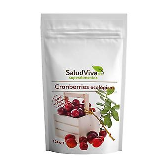 Cranberries Eco 125 g