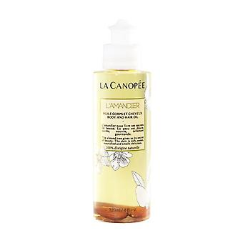 Almond Oil Body and Hair 120 ml