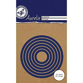 Aurelie Circle Nesting Die