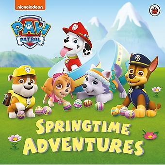 Paw Patrol Springtime Adventures par Paw Patrol