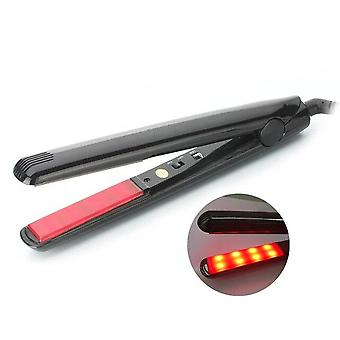 Ultrasonic & Infrared Hair Care Iron - Recovers the Damaged Hair Hair Used for Cold Iron Hair Care Treatment