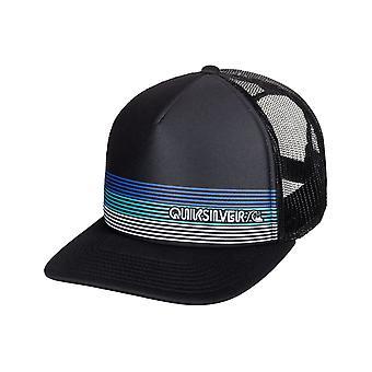 Quiksilver Gasher Cap in Zwart