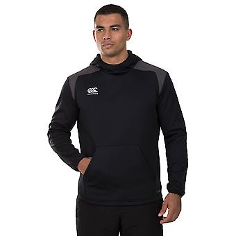 Canterbury Mens Pro II Thermoreg Overhead Isolerade Rugby Hoodie