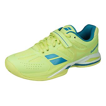 Babolat Propulse Clay Womens Tennis Shoes / Trainers - Yellow