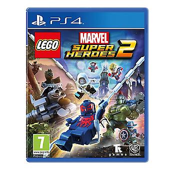 Gioco di LEGO Marvel Superheroes 2 PS4
