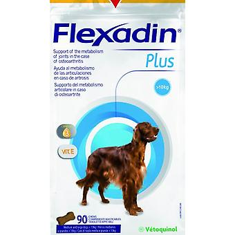 Vétoquinol Flexadin Plus For Dogs Medium and Large (Dogs , Supplements)