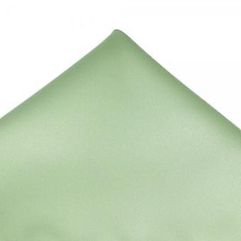 Ties Planet Plain Sage Green Pocket Square Fazzoletto