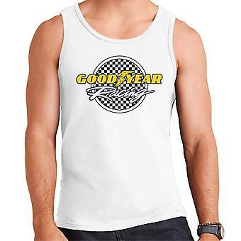 Goodyear Racing Logo Men's Vest