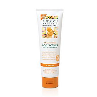 Andalou Naturals Body Lotion, Vitaliserende Mandarin Vanilla 8 Oz