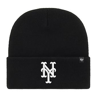 47 Brand Beanie Winter Hat - HAYMAKER New York Mets