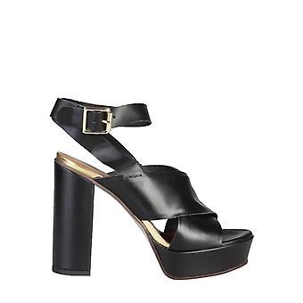 Pierre cardin celie women's sandálias de couro ecológico
