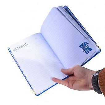 Riverdale River Vixens Crest Notebook