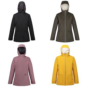 Regatta Dames/Dames Bergonia II Hooded Waterproof Jacket