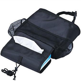 Multi-pocket Car/auto Back Seat Hanging Insulated Storage Bag