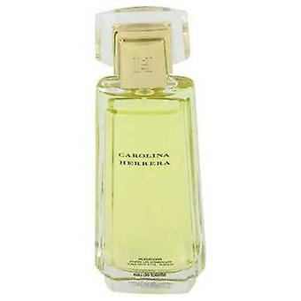 Carolina Herrera by Carolina Herrera Eau de Toilette Spray (Tester) 3,4 oz (naiset) V728-446598