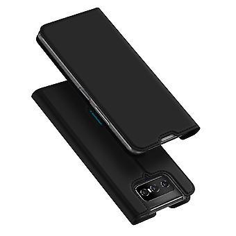 DUX DUCIS Pro Series fodral Asus Zenfone 7/7Pro - Svart