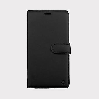 Eco Friendly Leather Black 2 in 1 iPhone 12 Pro Case