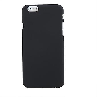 PC Beschermhoes Cover Harde Achterkant voor Apple iPhone 6 Zwart