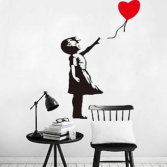 Balloon Wall Decal Stickers