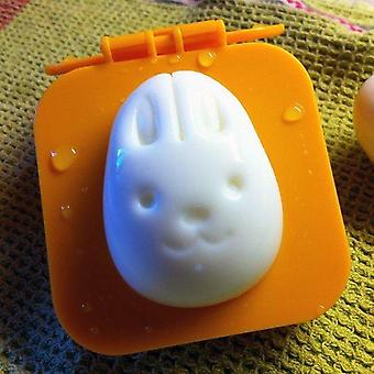 Rabbit & Bear Egg Mold