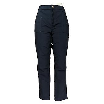 Lee Women's Jeans Legendary Slim Tapered Utility Sky Captain Blue 62