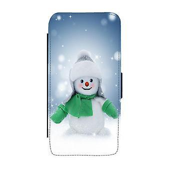 Custodia portafoglio Snowman iPhone 12 / iPhone 12 Pro