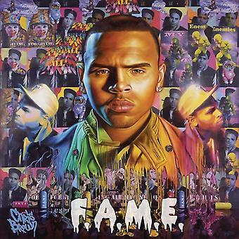 Chris Brown - F.a.M.E. [CD] USA import