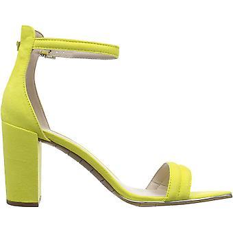Kenneth Cole REACTION Women's Lolita Open Toe Strap Block Heel Sandal